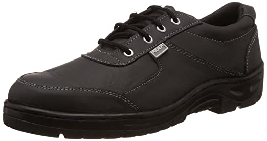 663a7a3a9a37 Safari Pro Rider PVC Safety Shoes Steel Toe (Size 9)  Amazon.in ...
