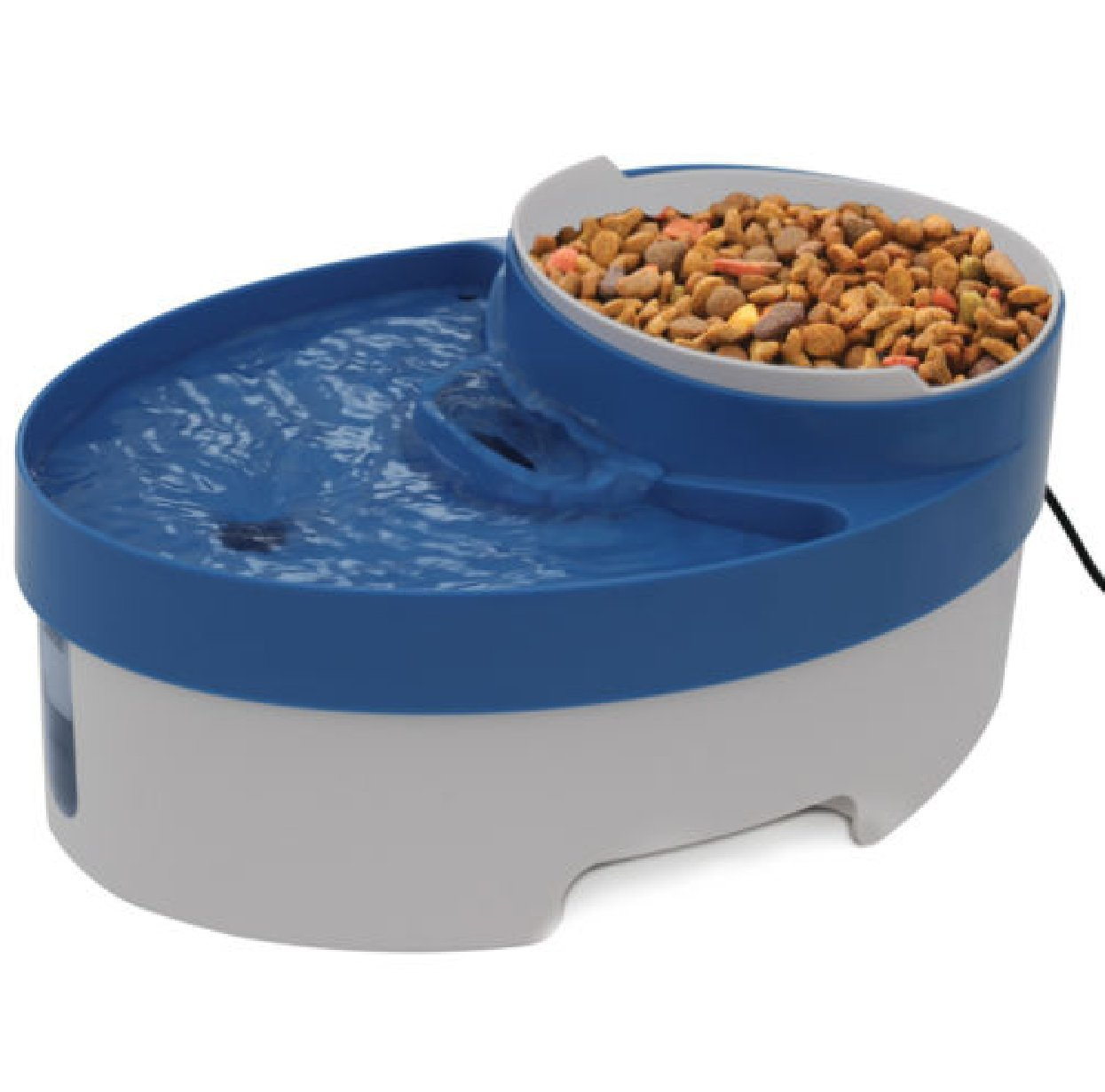 Uncategorized Dog Food And Water Bowl pet supplies water fountain food bowl 3 in 1 for cat dog automatic dish feeder dispenser waterer drink by phumon567 amaz