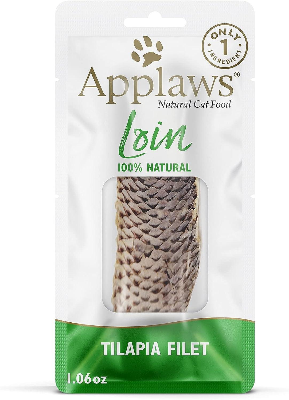 Applaws Natural Tilapia Cat Treats, 1.06 oz.