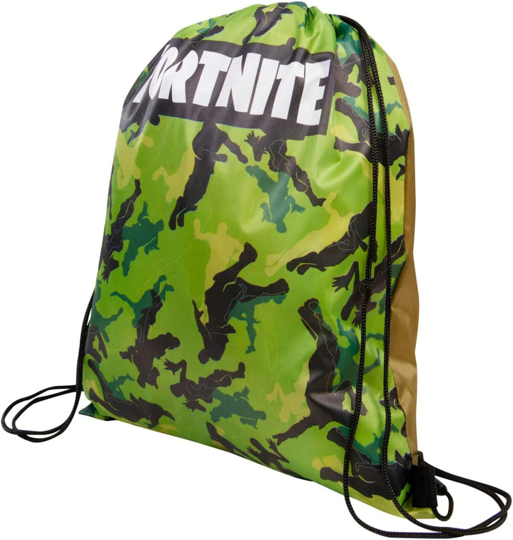Gaming Bag water resistant Camouflage Floss Legend drawstring bag Swim bag