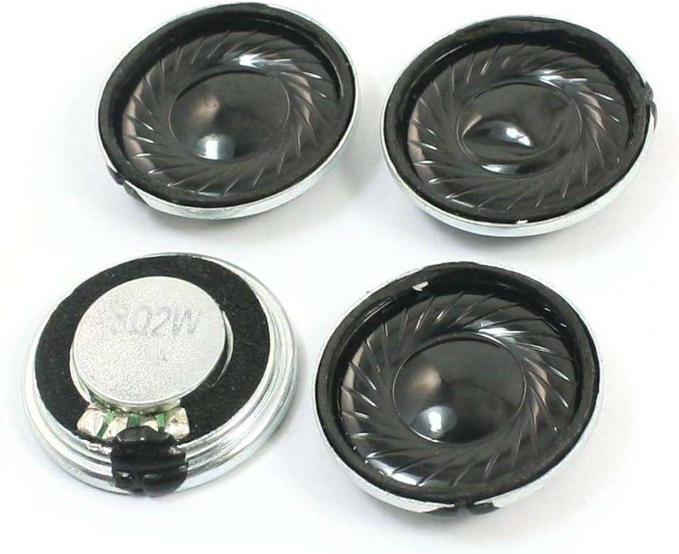Replacement 28mm Internal Magnet Mini Audio Speaker 1Watt 8 Ohm