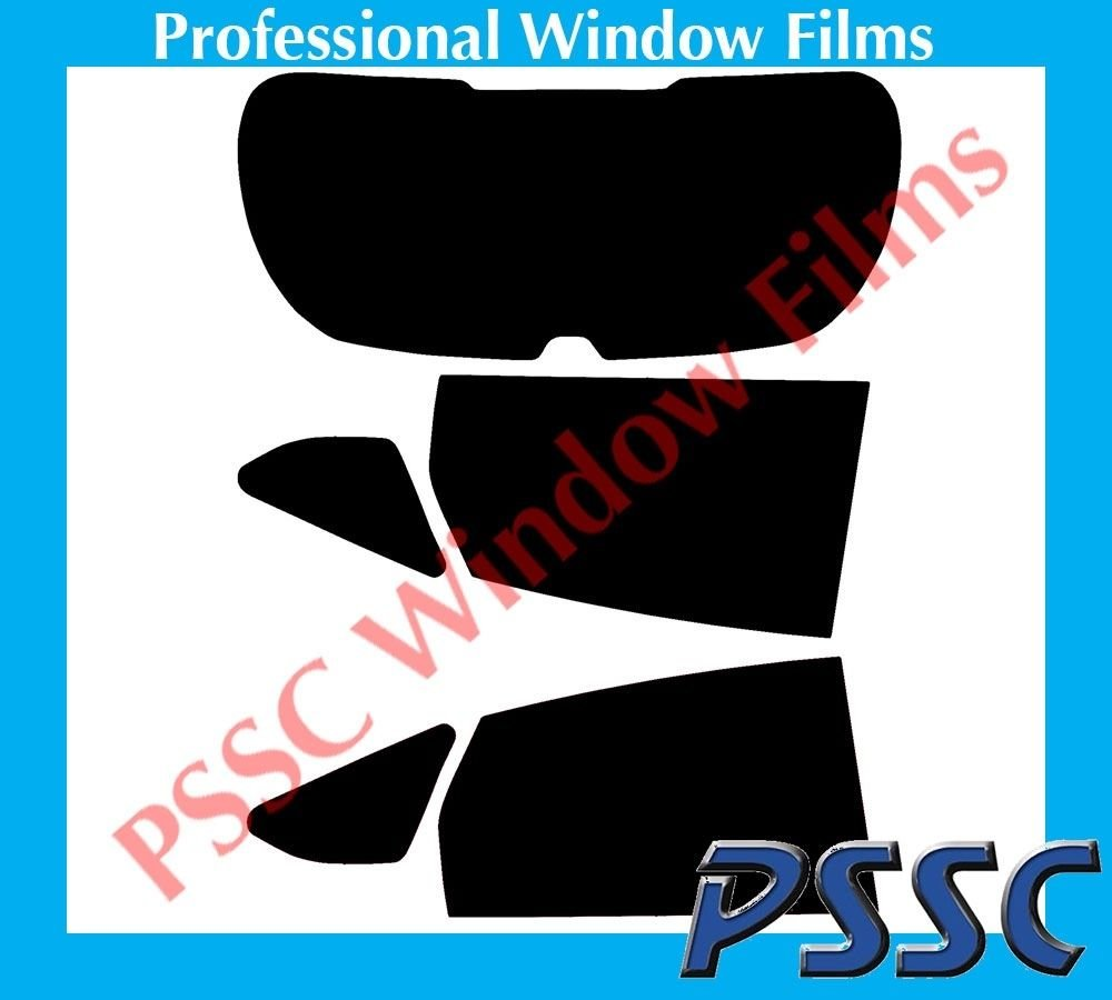 PSSC Pre Cut Rear Car Window Films fits for Ford Focus Saloon 2011 to 2016 35/% Medium Tint