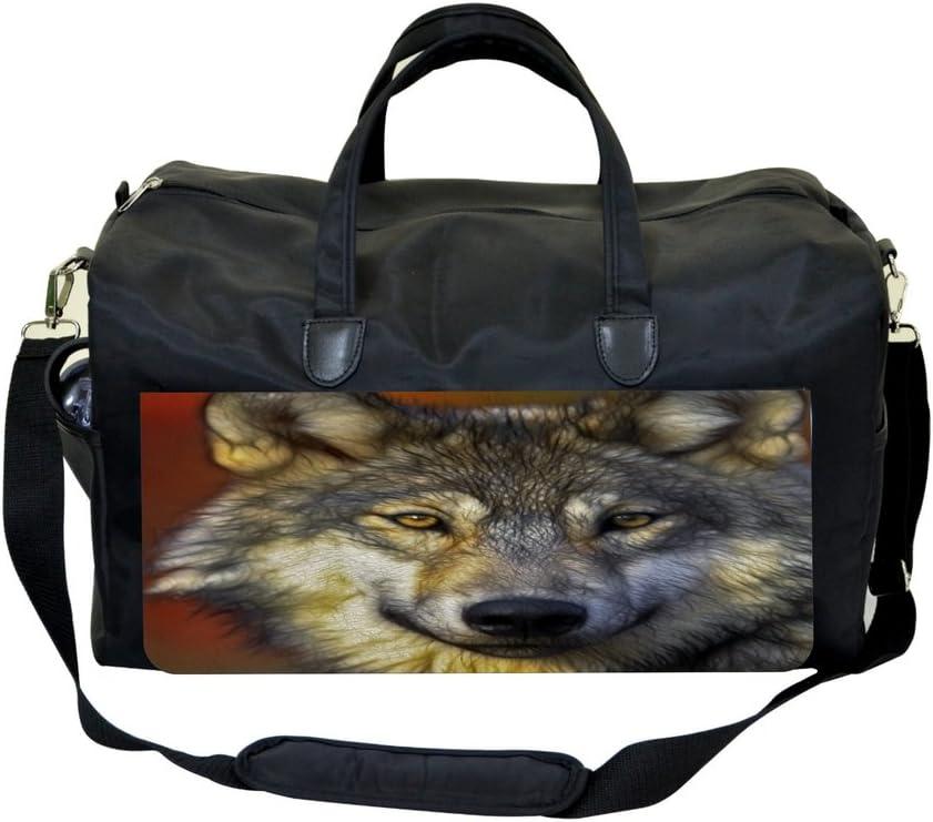 Wolf Up-Close Sports Bag