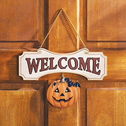 Seasonal Welcome Sign Decoration – 10 Piece Set