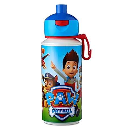 Botella Campus | Mepal Pop Up | 275 ml | Paw Patrol | Patrulla Canina