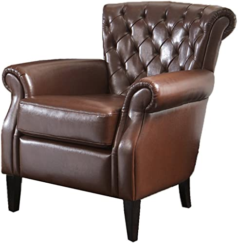 NFusion Franklin Leather Chair