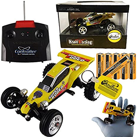Amazon com: Mini RC Remote Control Dune Buggy Kart Bundle