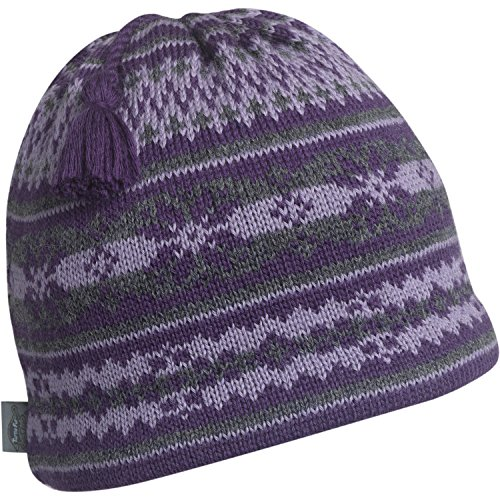 Turtle Fur Women's Nighthorse, Classic Wool Knit Ski Tassel Beanie, (Classic Handcrafted Wool)