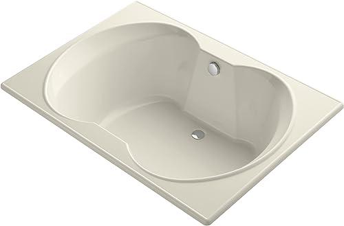 KOHLER K-1227-47 Overture 60″ x 42″ Drop-In Bath