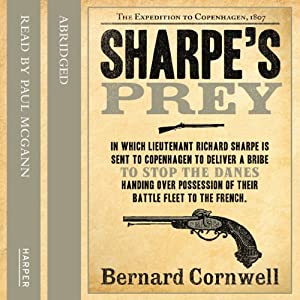 Sharpe's Prey Audiobook