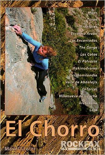El Chorro (Rockfax Climbing Guide Series): Amazon.es: VV.AA ...