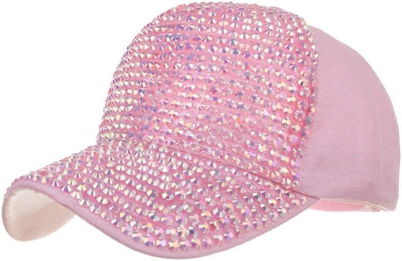 Gorra de Beisbol Hombre Mujer, ☀️MINXINWY Moda Ajustable de ...