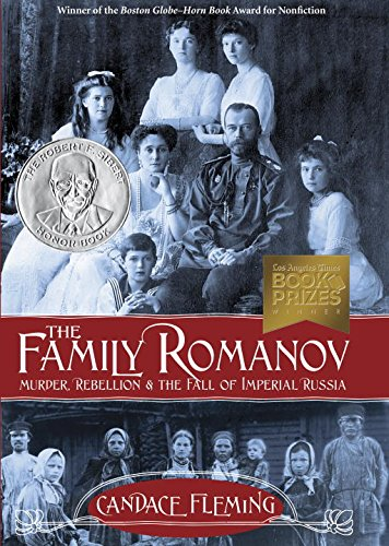 Book Cover: The family Romanov : murder, rebellion, and the fall of Imperial Russia