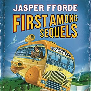 First Among Sequels Audiobook