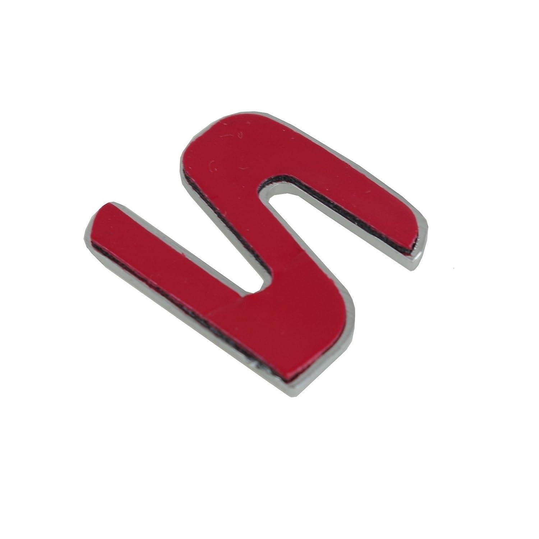 Der Schwarze Mann Auto 3D Aufkleber V12 Chromoptik Emblem Schriftzug Car Tuning Styling Logo