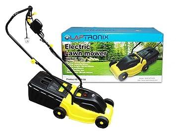 1000 W eléctrica cortadora de césped jardín césped cortadora ...