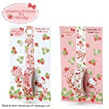 Sanrio Hello Kitty × Strawberry Shortcake masking tape set From Japan New