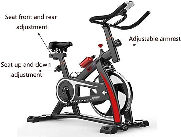 KuaiKeSport Bicicleta Estática de Fitness,Bicicleta Spinning ...
