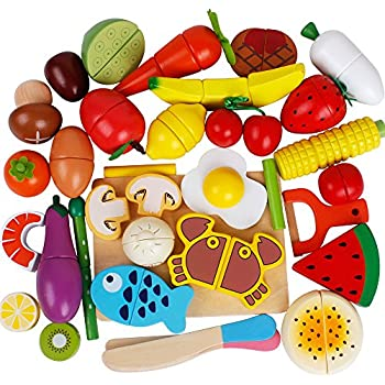 Amazon.com: Learning Resources Magnetic Healthy Foods ...