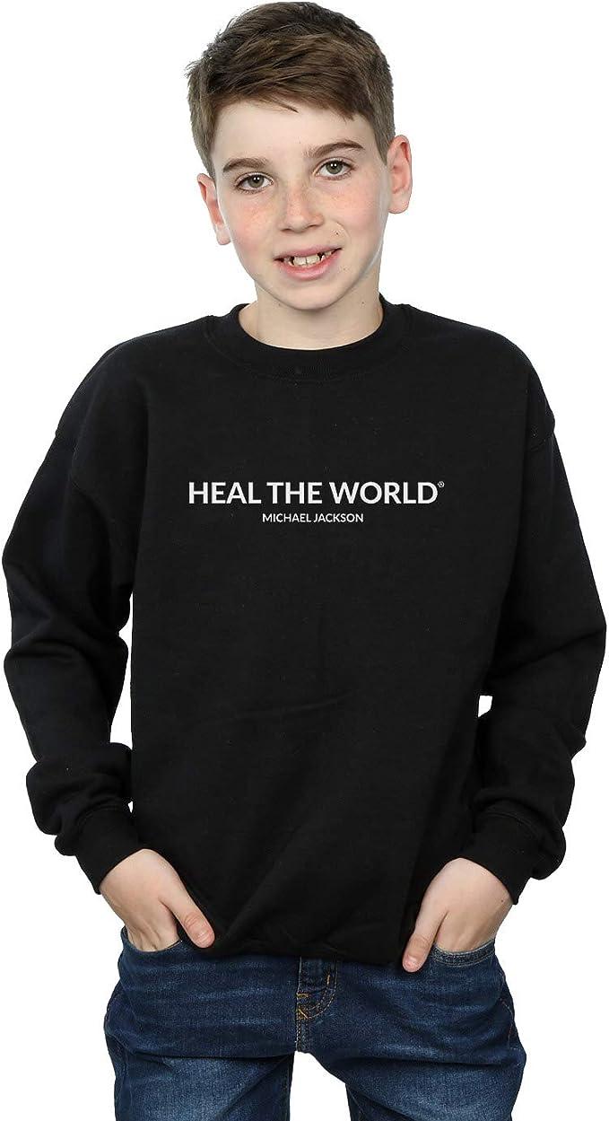 Absolute Cult Michael Jackson Niños Heal The World Camisa De ...