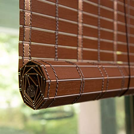 Persiana de bambú Persianas Enrollables para Interiores/Exteriores, Persianas, Patio/Mirador/Pérgola/Marquesina Enrollable, Sombrilla, 90 Cm / 100 Cm / 120 Cm / 150 Cm: Amazon.es: Hogar