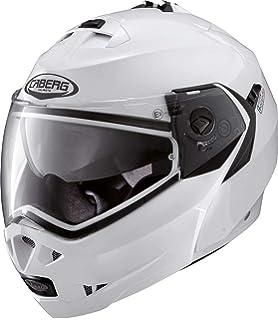 Caberg Klapp Helm Duke II 2 Weiß Metallic Motorrad Sonnenblende Pinlock Jet 2205, C0IA00A5,