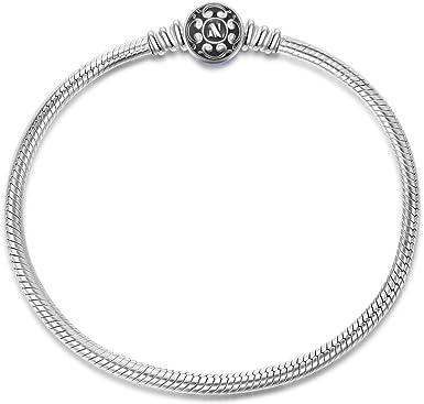 designer inspires Christmas gift cuff bracelet Elegant and Classy look Diamond Bracelets 925 Silver Bangle bracelet gift for mom