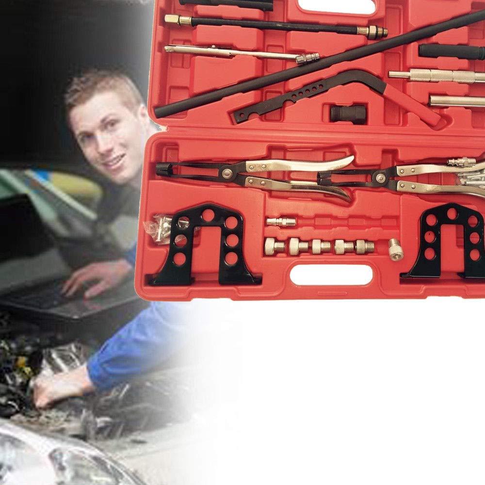 TFCFL Cylinder Head Service Universal Valve Spring Compressor Removal Installer Kit by TFCFL (Image #5)