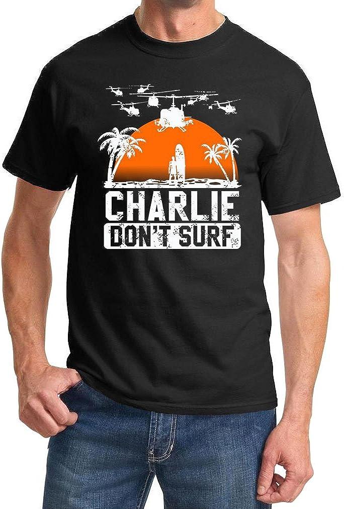 Maddmax Car Art Charlie Dont SURF Design Tshirt
