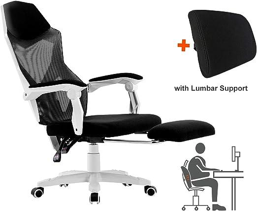 HOMEFUN Ergonomic Reclining Office Chair - Modern Look