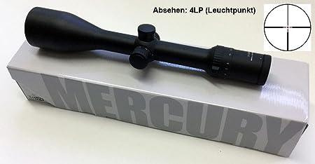 Zielfernrohr meopta mercury 3 12x56 rd 4lp leuchtpunkt: amazon.de