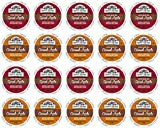 vue iced coffee - 20-count Single Serve Cups for Keurig K-Cup Brewers Grove Square Apple Cider Variety Pack Featuring Spiced Apple Cider and Caramel Apple Cider Cups