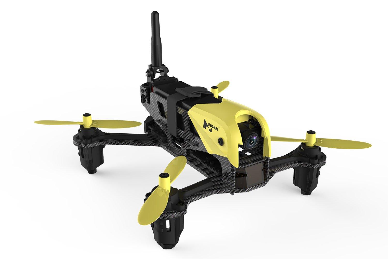 XciteRC 15030700 - Hubsan X4 Storm Racing Drone FPV cuadricóptero ...