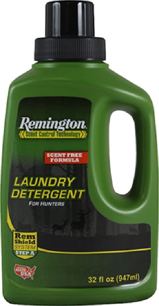 Scent Control Laundry Detergent - Eliminates Odors On Your Clothes - by Remington (32 oz)