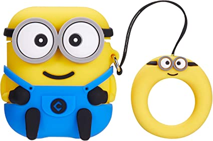 Amazon Com Mulafnxal Compatible With Airpods 1 2 Case Cute Funny