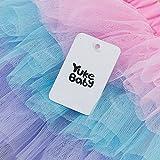 YukeBaby Pettiskirt Summer Lace Mesh Girls Skirt