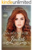 An Agent For Judith (The Pinkerton Matchmaker Book 77)