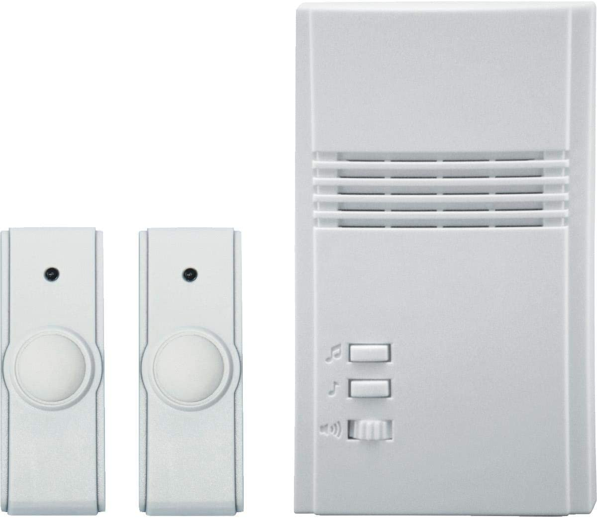IQ AMERICA WD-2042A Wrls With 2 Push Button Doorbell