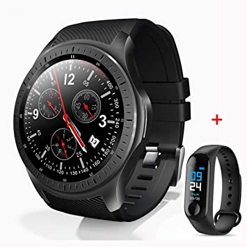 IHCIAIX Reloj Inteligente Smart Watch Android 7.1.1 GPS ...