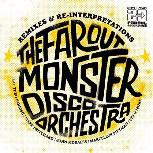 Amazon.com: Freefall (Jose Carretas Remix): The Far Out Monster Disco