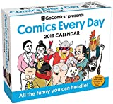 GoComics Presents Comics Every Day 2019 Day-to-Day Calendar