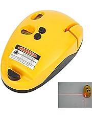 Sdkmah9 - Medidor de Palanca Láser infrarroja de 2 Líneas, Tipo Ratón, ángulo Recto, 90 Grados, Marcador Rectangular