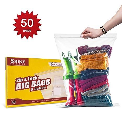 Amazon.com: Shiny Select - Bolsas de almacenaje y congelador ...