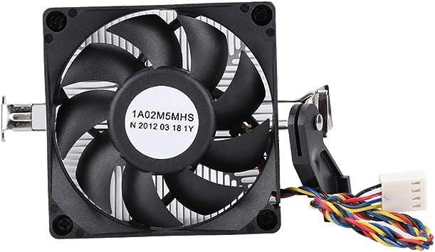 Enfriador de CPU Rodamiento hidráulico de 12 V 2200 RPM Alta ...