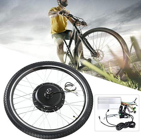 Kit de Motor de Bicicleta eléctrica, Kit de conversión de Motor de ...