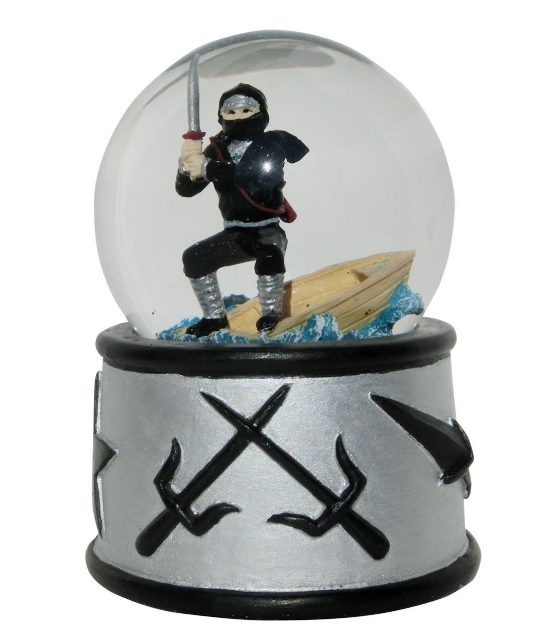 Amazon.com: Sound Snow Dome Out Off Sound Snowflakes Ninja ...