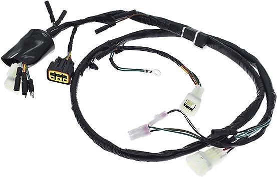 Amazon.com: labwork Wire Harness Fit for Honda Sportrax 400 TRX400EX TRX  400 EX 1999-2004: Automotive | Trx 400ex Wiring Diagram |  | Amazon.com