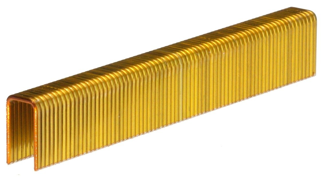 18GA 3/8 Crown x 1-1/4 Length Galv. 2,600-Pack Senco M Style Staples