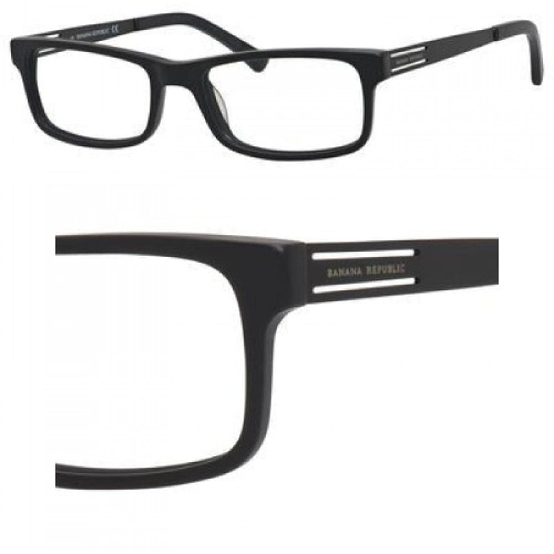 Eyeglasses Banana Republic Boone 0003 Matte Black
