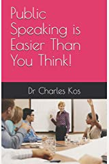 Public Speaking is Easier Than You Think Paperback